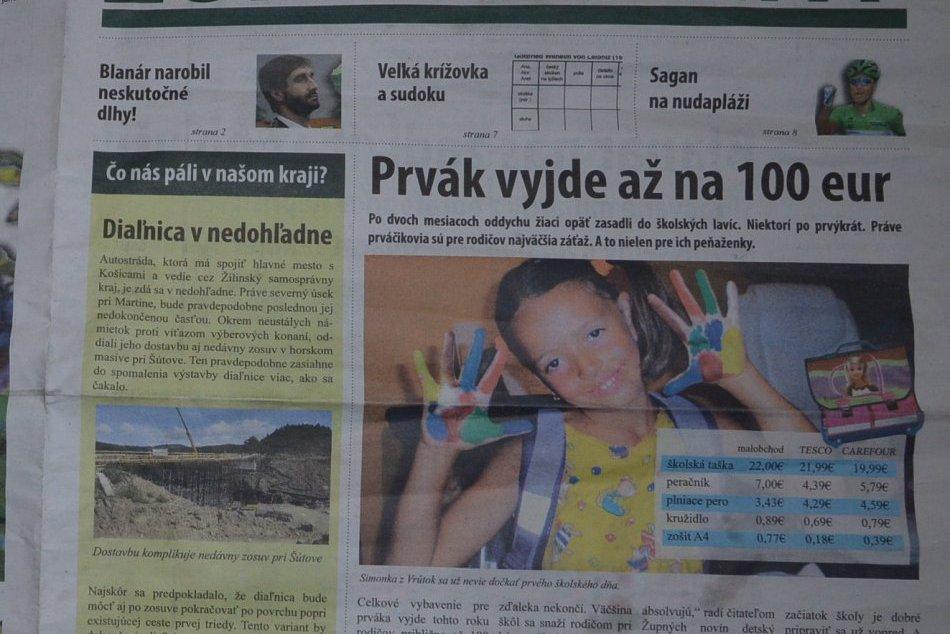 Žilinské župné noviny