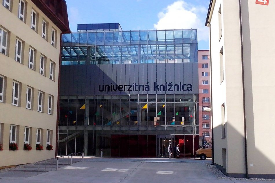 Nová Univerzitná knižnica v Ružomberku