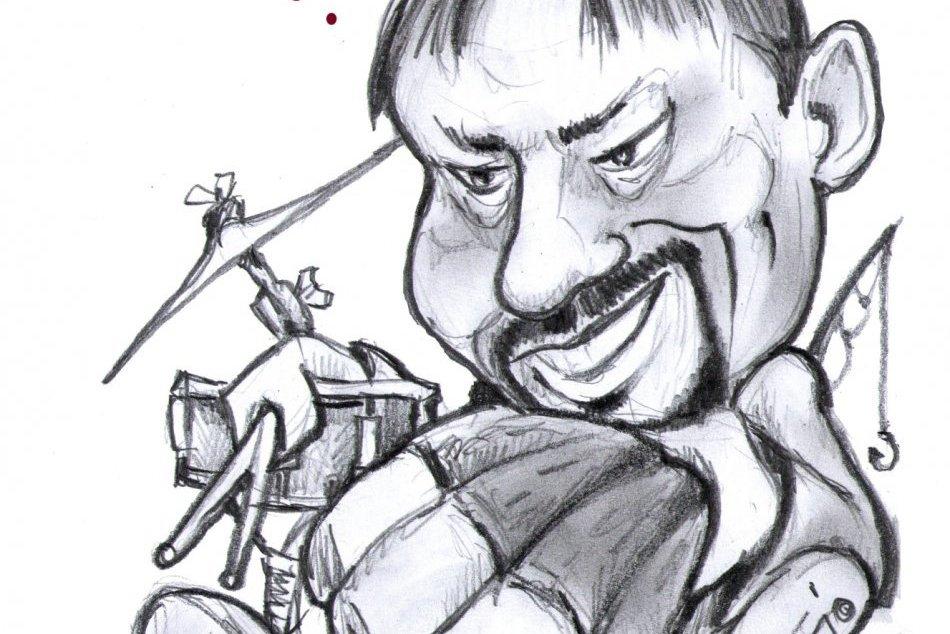 Pozrite si KARIKATÚRU: Banskobystrický umelec reaguje na zrušenie PKO :)