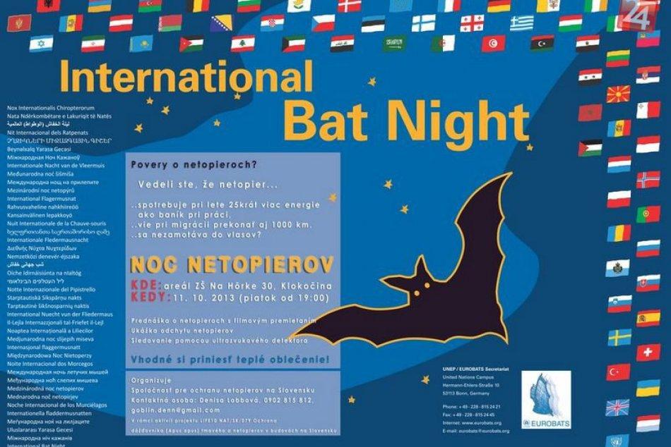 Noc netopierov
