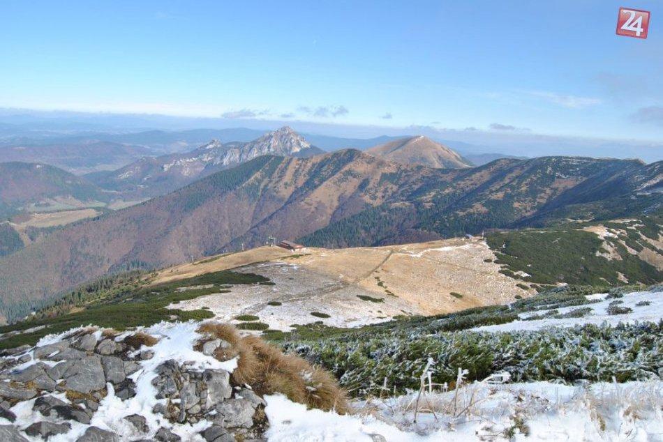 Výlet na Fatranský Kriváň