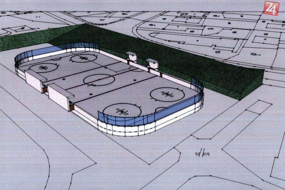 Nové hokejbalové ihrisko