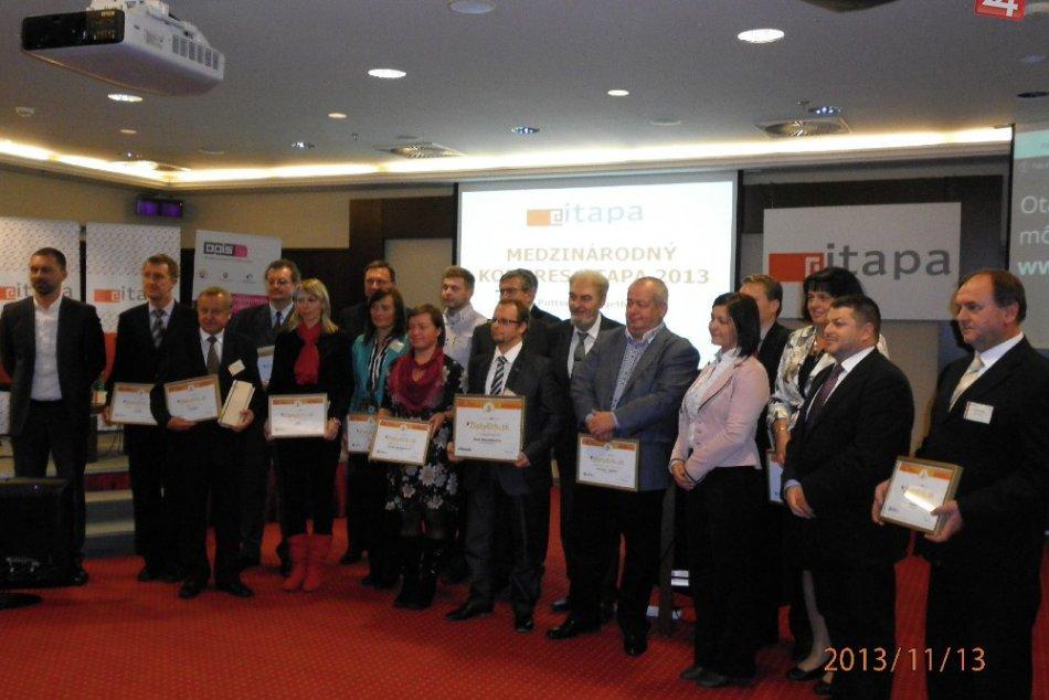 Zlaty erb: Odovzdávanie ceny pre Trnavú Horu