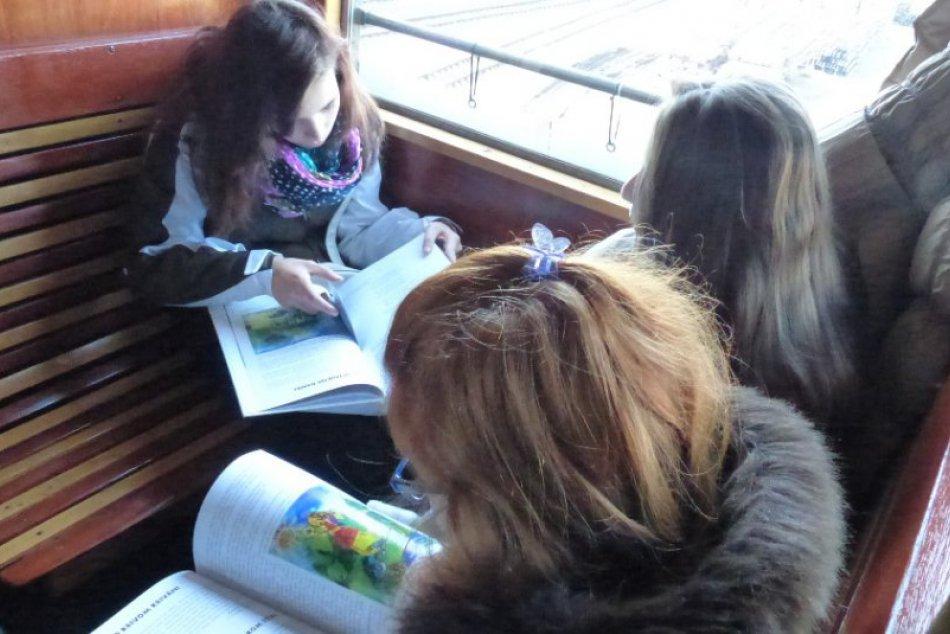 Kniha od detí ožila pri kamennom srdci. Pomáhala pri tom tatranská Kométa