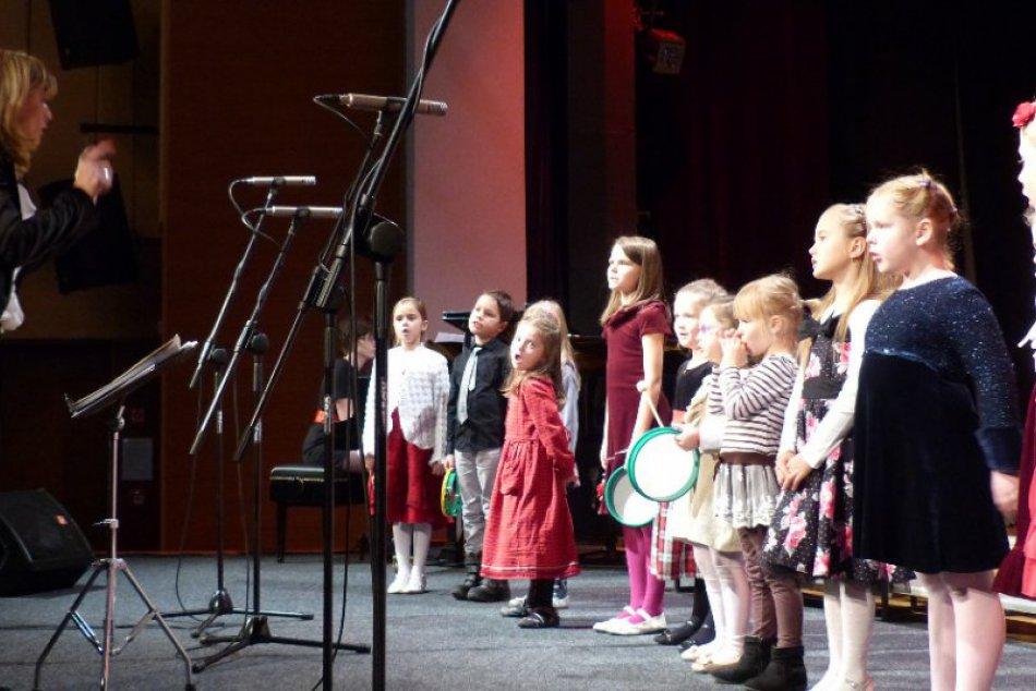 Mikulášsky zborový koncert v Poprade