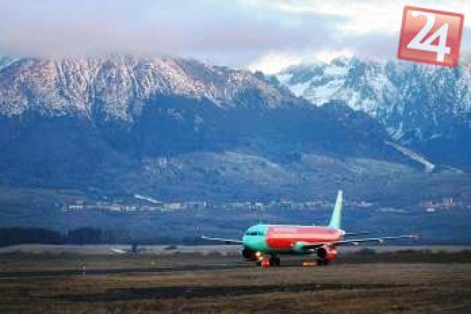 Na popradské letisko pricestovali prví turisti z Ukrajiny