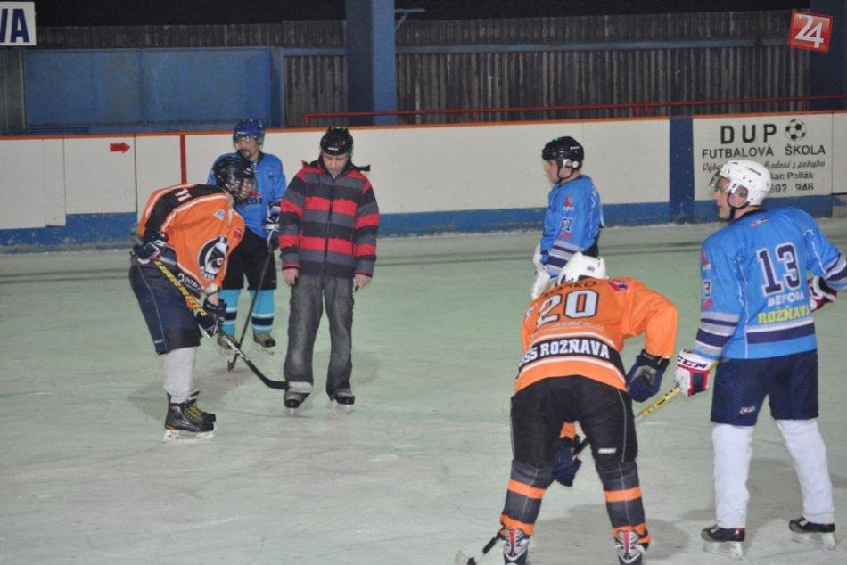 Hokejisti Befory zdolali tím BSS