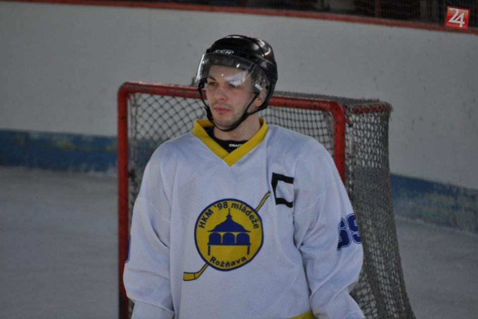 Hokejisti hostili hráčov z Gelnice