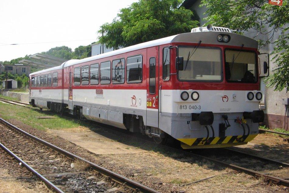 Novinka na našej železnici: Tešte sa na jazdu v plne klimatizovanom bezbariérovo
