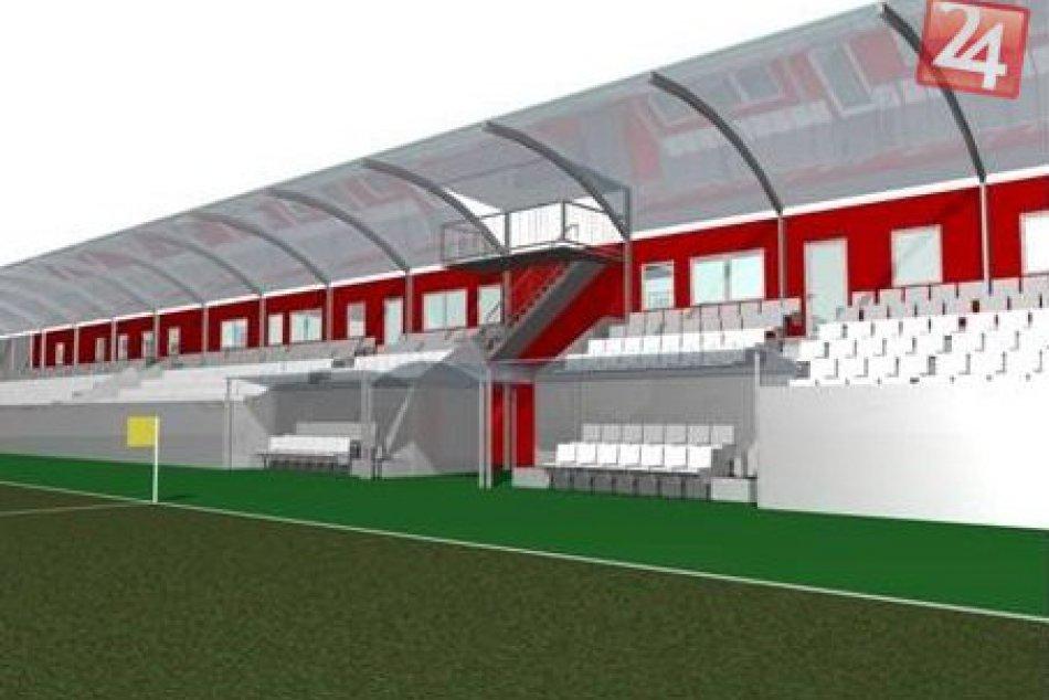 Takto by mal vyzerať zrekonštruovaný futbalový štadión vo Zvolene