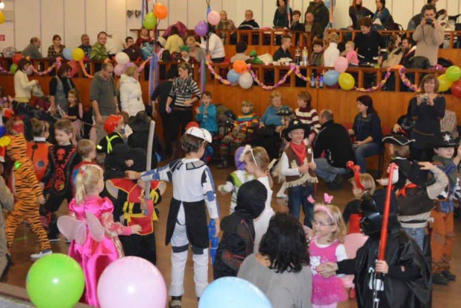 Na karnevale materskej škôlky boli bojovníci, princezné, baletky i indiáni