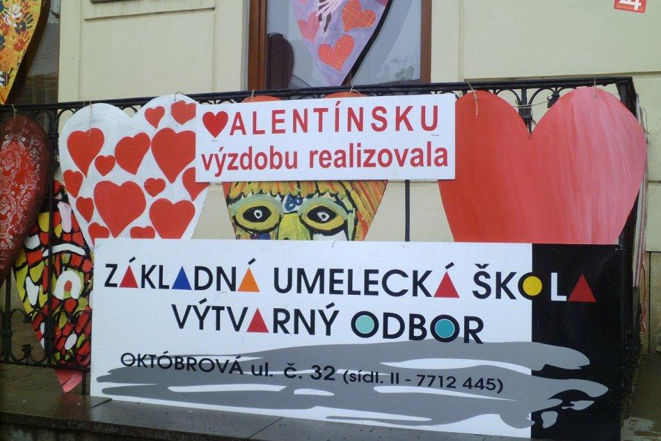 Valentín 2014 v Prešove