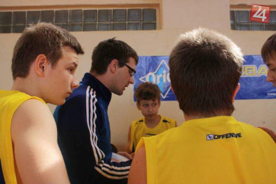 Obvodné kolo v basketbale žiakov