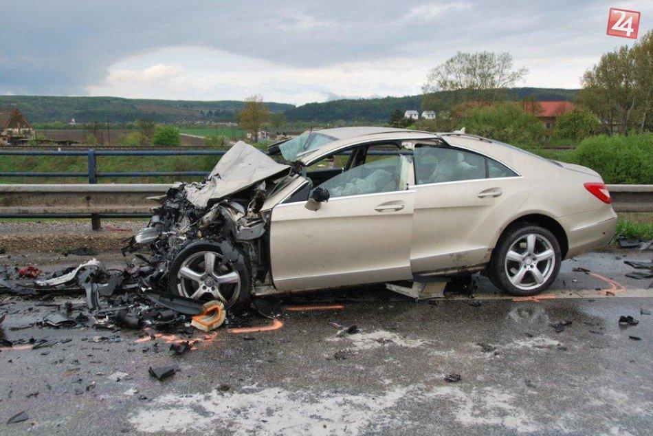 Zábery z cestnej tragédie pri Tornali