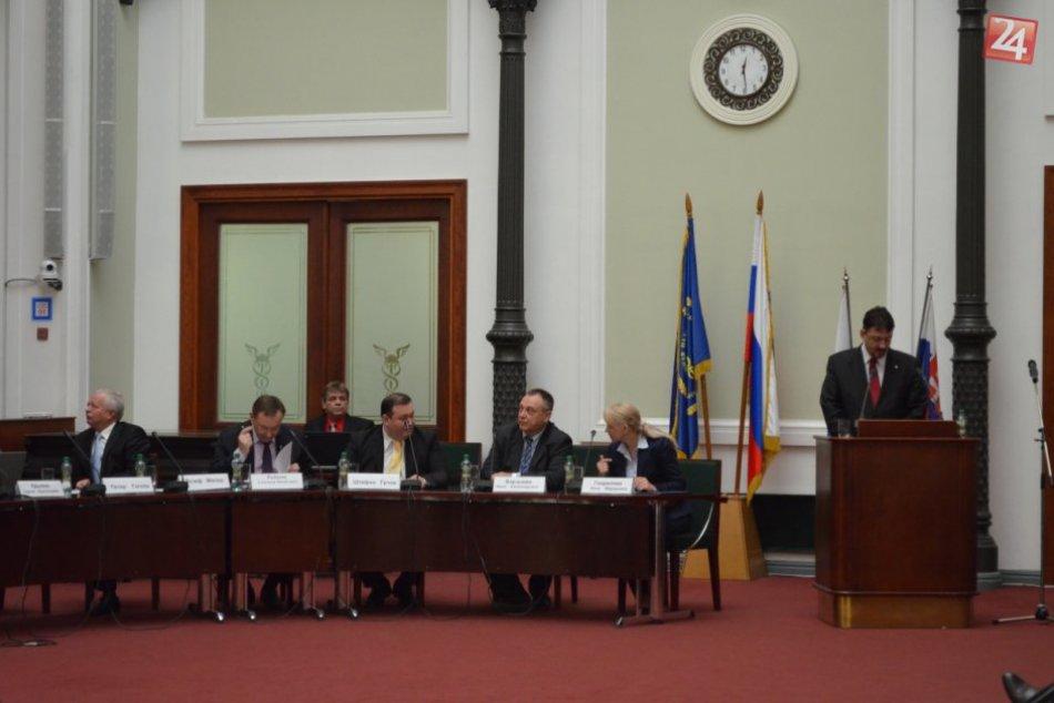 Bystricu poznajú už aj v Moskve: Rusi sa zoznámili s našimi kúpeľmi aj pivovarom