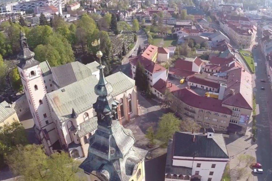 Šťastné video máme už aj v Bystrici: Tieto zábery jednoducho musíte vidieť!
