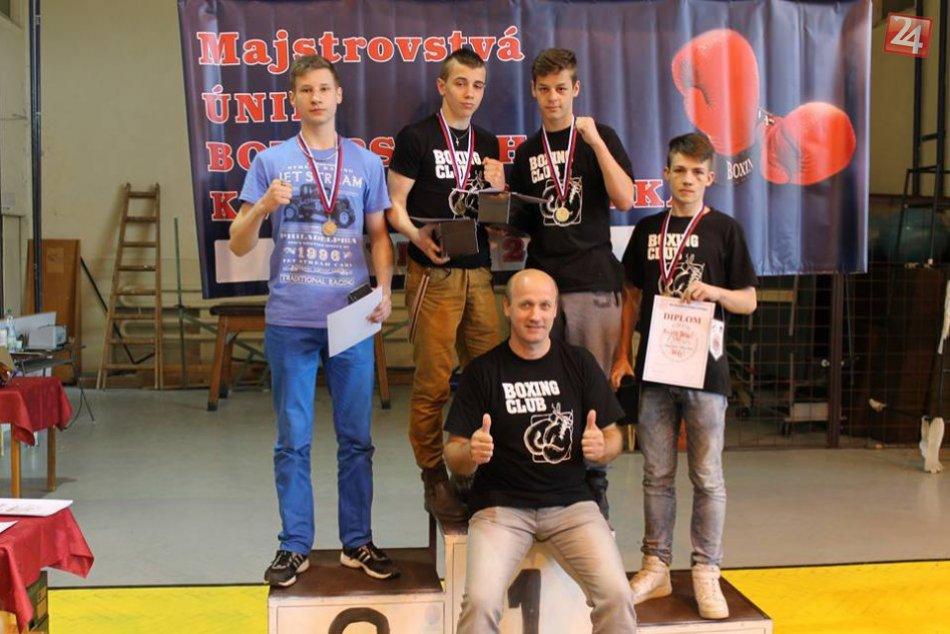 Majstrovstvá Únie boxerských klubov Slovenska