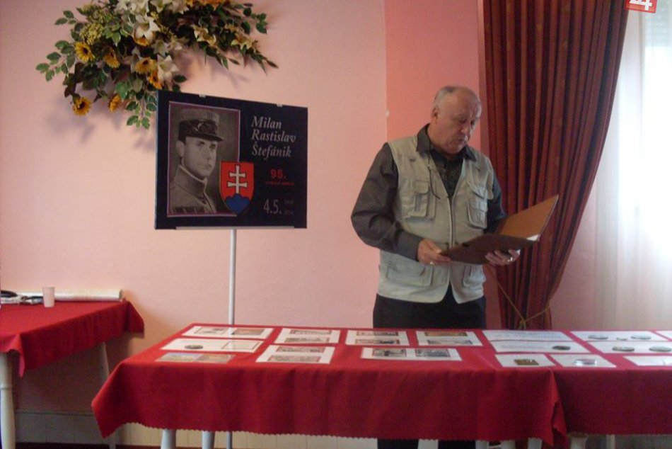 Tragickú smrť Štefánika si pripomenuli aj zberatelia: Predmety na výstave boli s