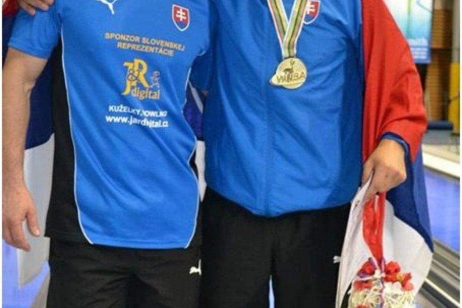 Železiarski kolkári zbierali medaily na svetovom šampionáte
