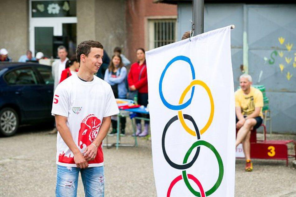 Olympijský festival detí pod Urpínom