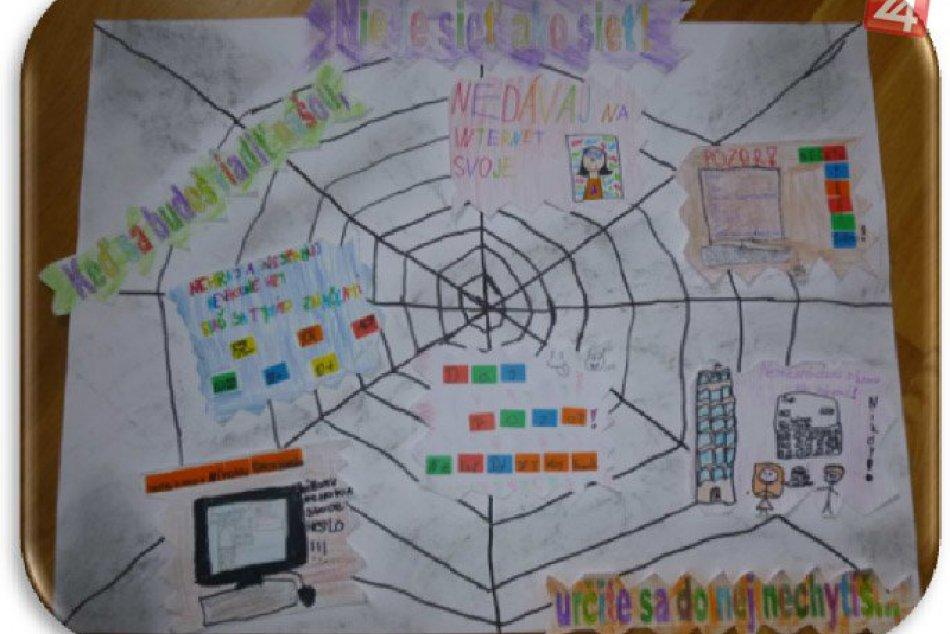 Projekt Bezpečné školy prišiel do cieľa: Pozrite, ako vyzerá nebezpečný internet