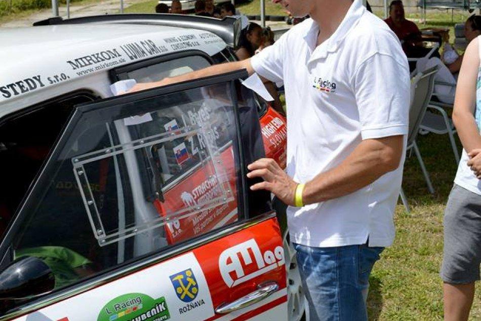 Na L Racing v Rožňave to fičalo: Rýchle kolesá a spálené gumy!
