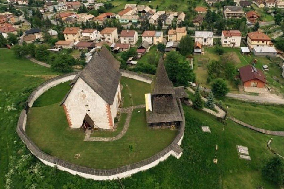 Letecké zábery Banskej Bystrice a okolia