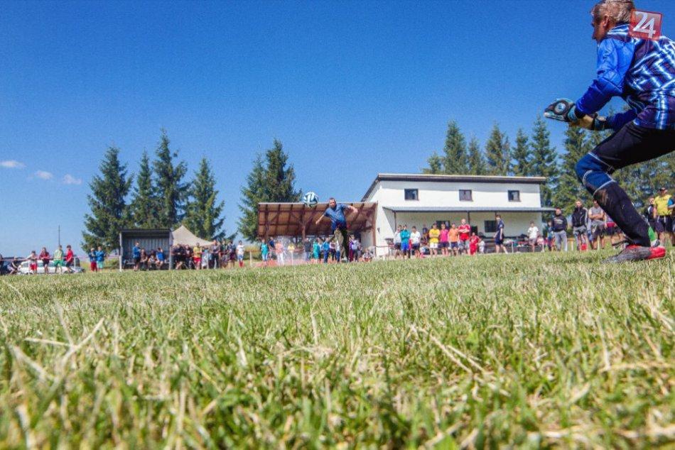 Futbalové jedenástky: Nevoľné 2014
