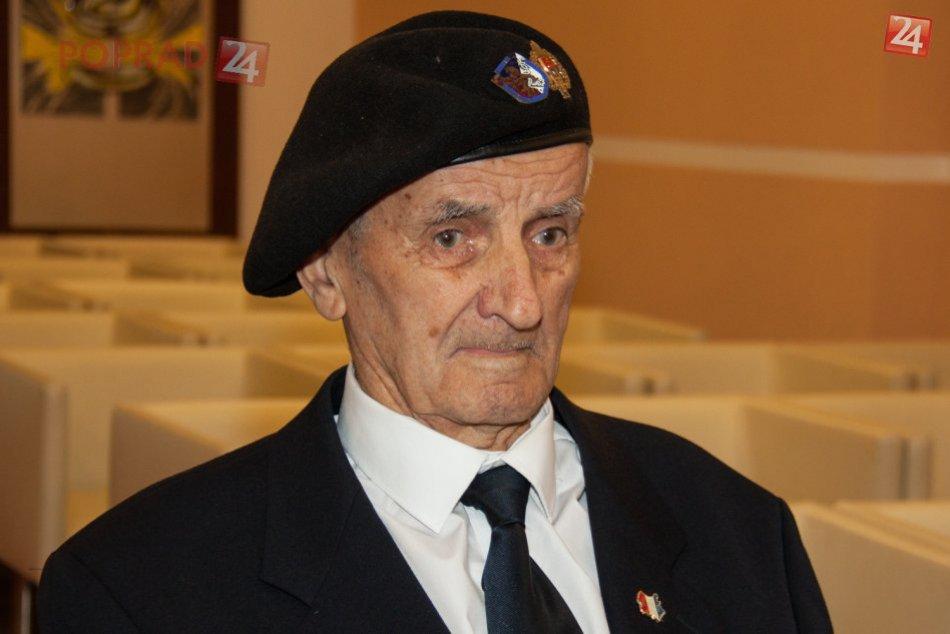 Štefan Miklánek: Zažil vylodenie v Normandii a porozprával sa aj s kráľovnou