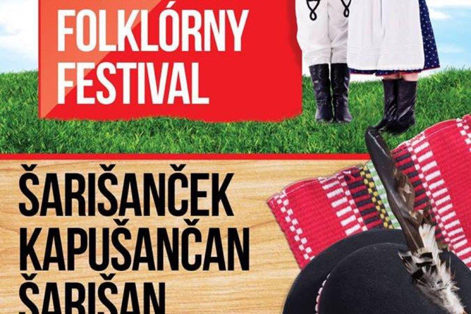 V Prešove to ožije folklórom: Na amfiteátri sa uskutoční prvý prešovský folklórn