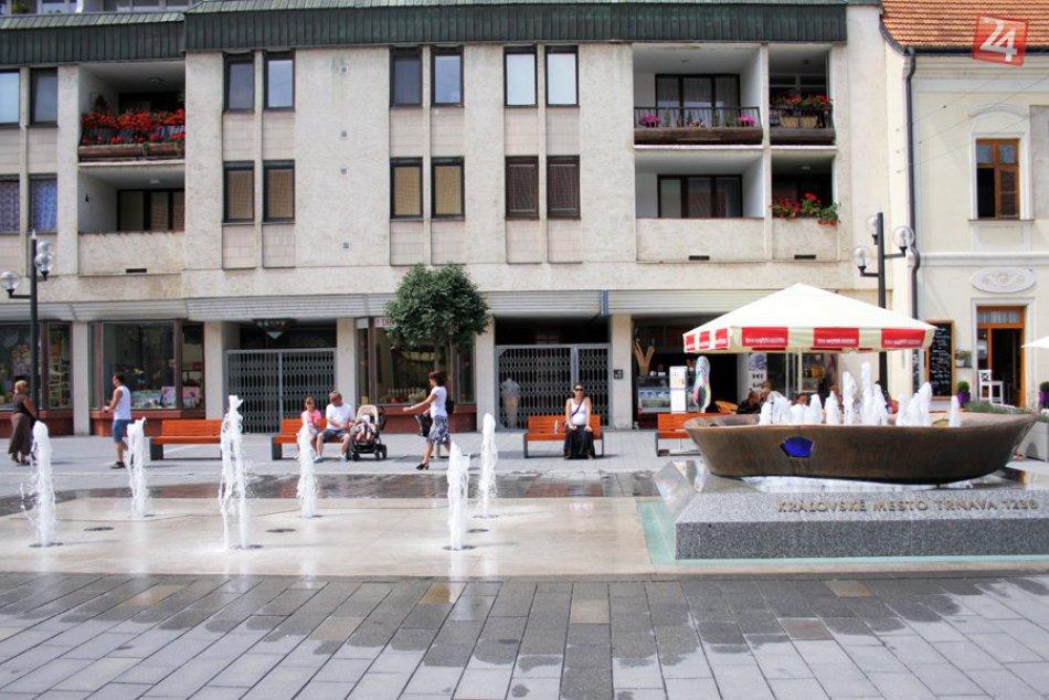 Trnavské fontány