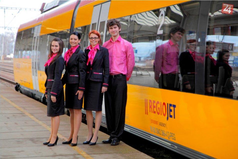RegioJet spustil predaj cestovných lístkov na novú trasu Bratislava – Žilina – K