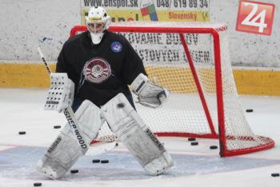 Bystrickí hokejisti zarezávajú na Breznianskom ľade