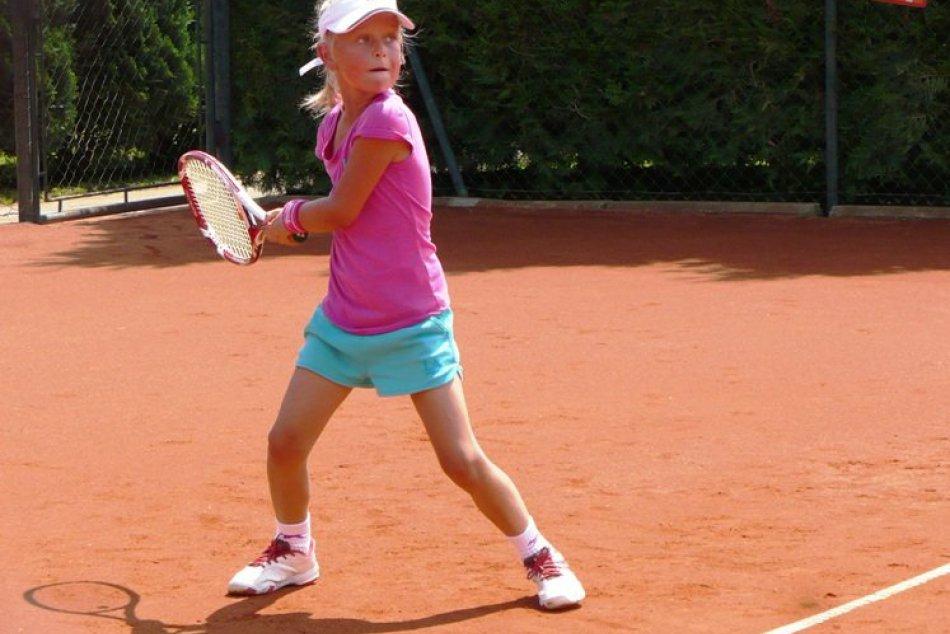 Toto sú najmladšie talenty humenského tenisu!