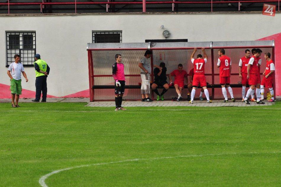 Prvé víťazstvo MFK Revúca v aktuálnej sezóne 2014/2015