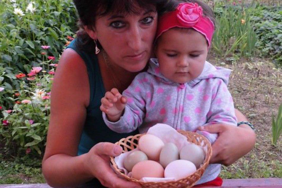 19. augusta: Zelené vajíčka z Andíc