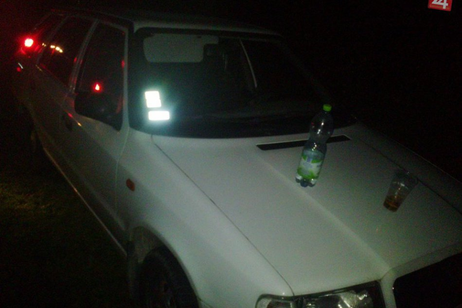 V Krásnohorskom Podhradí vykradli auto. Majiteľka v šoku