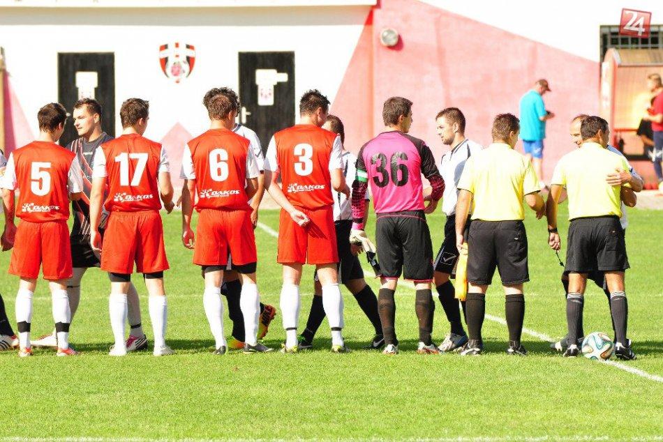 Nedeľňajšie popoludnie v znamení derby zápasu  MFK Revúca - FK CSM Tisovec