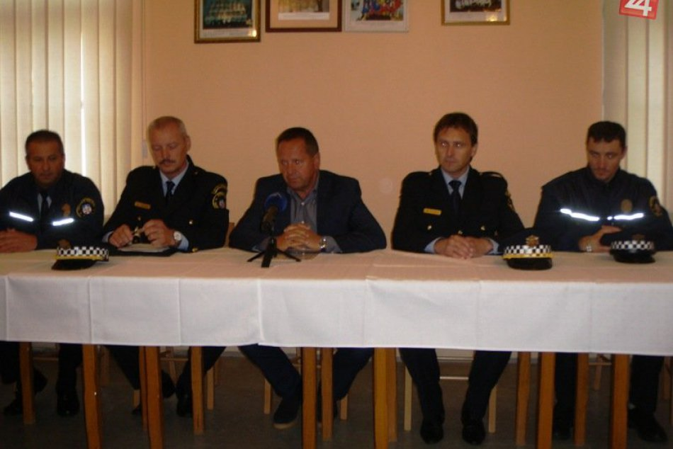 Otvorenie policajného okrsku v Poprade-Matejovciach
