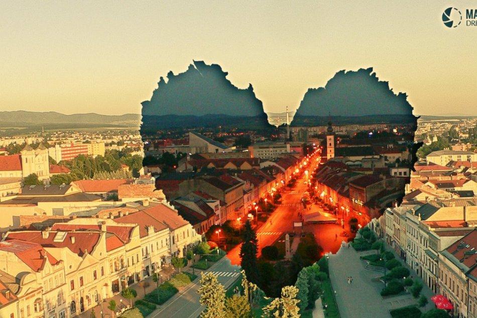 Pozrite si netradičné spojenia fotografií v Prešove: Šikovný autor vyráža dych!