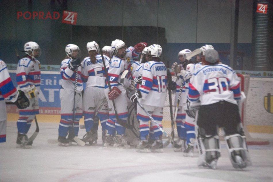 ŽHK Poprad - ŽHK 2000 Šarišanka Prešov 3:1