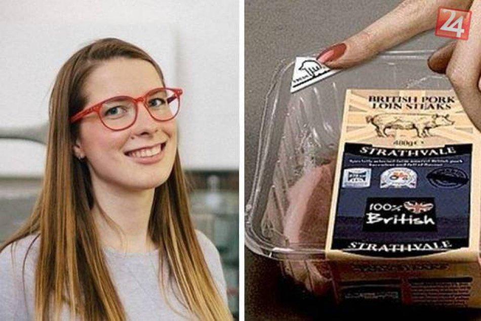 Študentka vyvinula revolučnú etiketu: Spoľahlivo odhalí, či sú potraviny čerstvé