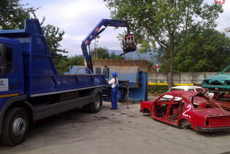 Majitelia autovrakov v Žiline i celom kraji môžu ušetriť za ich odtiahnutie