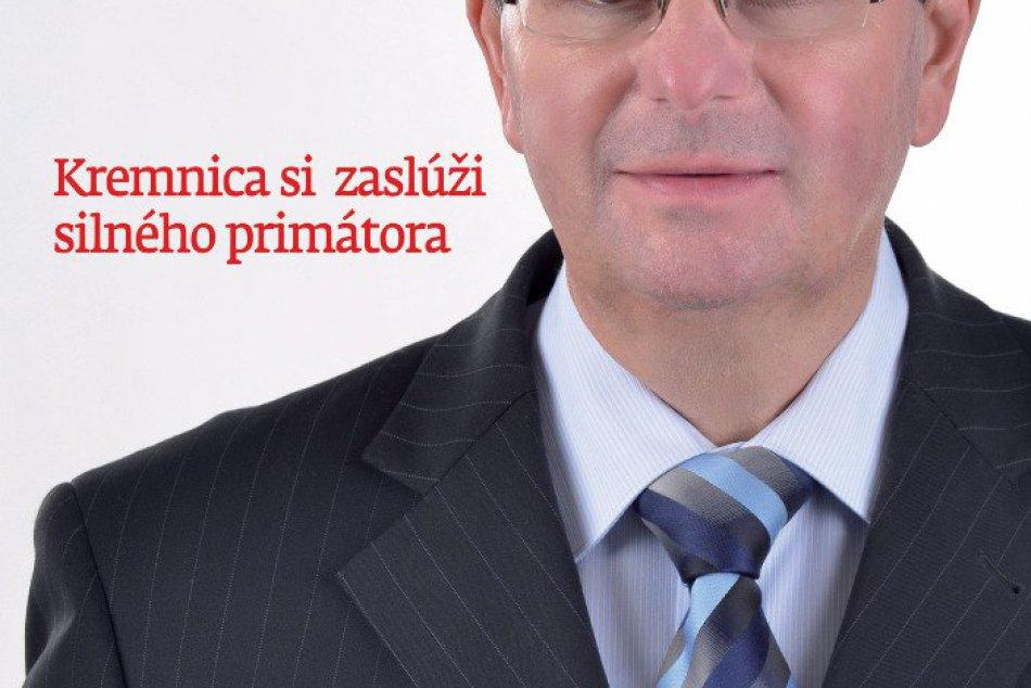 Milan Žabka: Náš volebný program