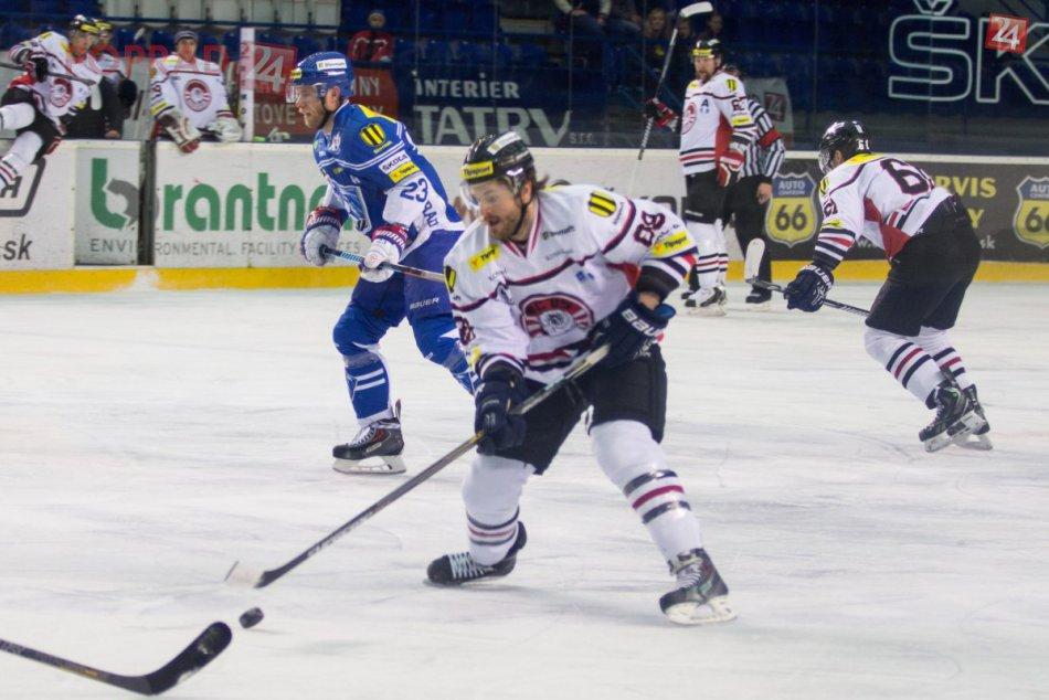 HK Poprad - HC '05 Banská Bystrica