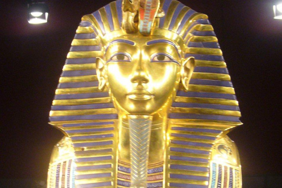 Malí Revúčania odhalili tajomstvo hrobky Tutanchamona