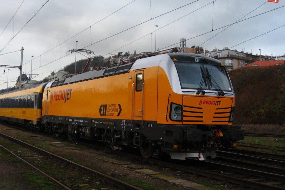 Najmodernejšia lokomotíva v Európe bude jazdiť aj cez Poprad