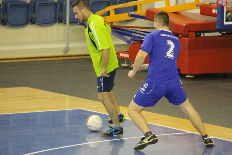 Futsalový turnaj záchranných zložiek