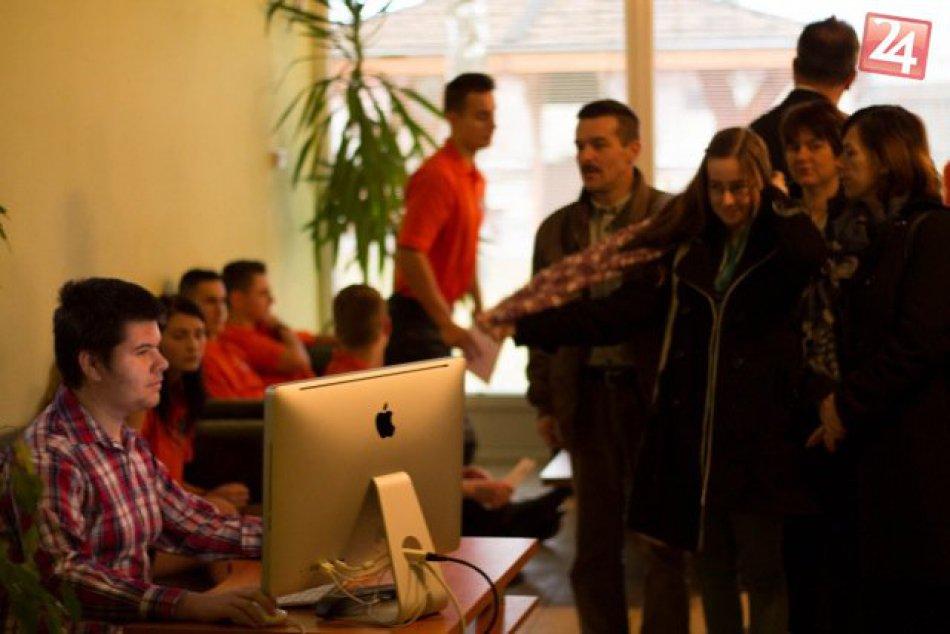Deň otvorených dverí na Tatranskej akadémii: Žiakov lákali na jedinečné stredošk