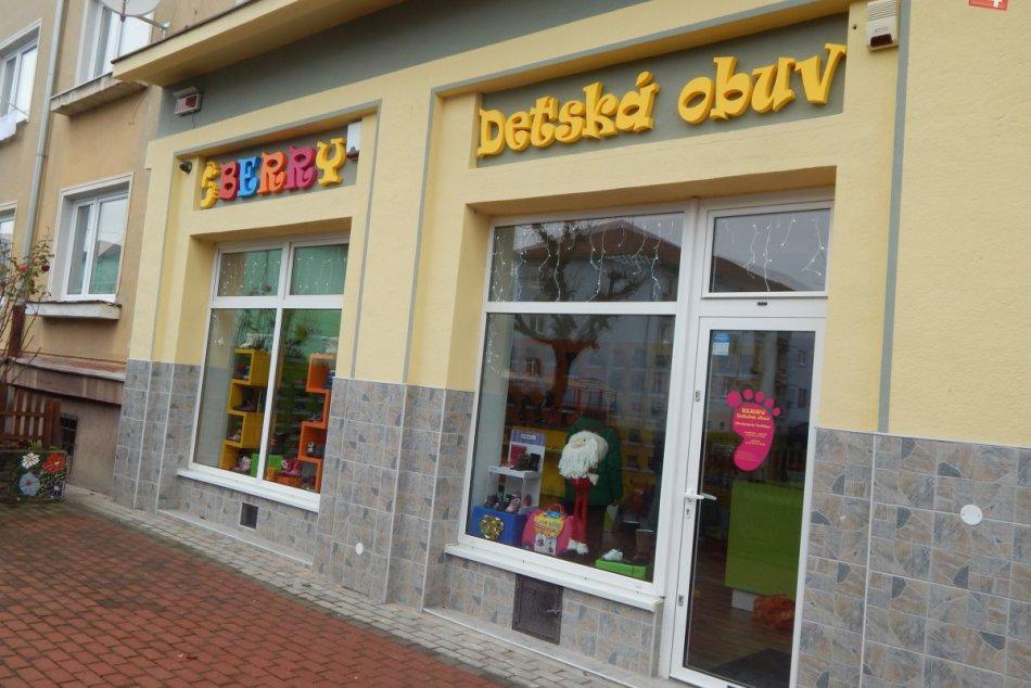 28117ef68ee2 Nový detský obchodík Berry  Tovar svetových výrobcov už aj v Žiari!